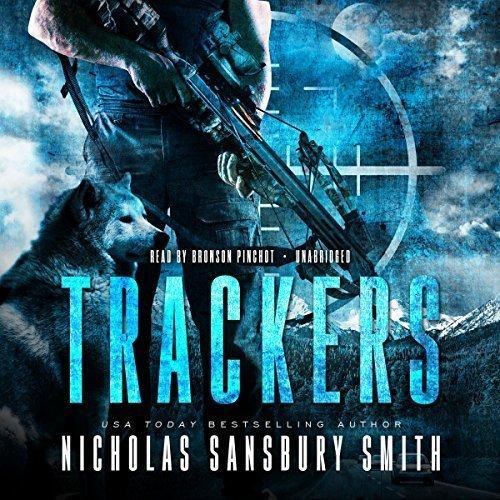 Trackers (Book 1) by Nicholas Sansbury Smith